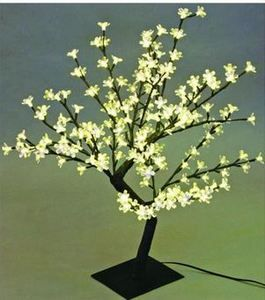 17 71 Height Cherry Blossom Tree 64 LEDs Desk Table Light