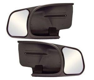 Cipa 10800 GMC Chevrolet Custom Towing Mirror Pair