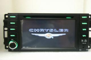 Deal of The Day Sale Chrysler Aspen DVD GPS Navigation Radio iPod