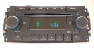 04 05 06 07 08 Chrysler 300M Aspen Dodge Durango Charger Dakota Radio