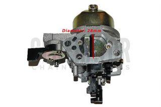 GX390 Engine Motor Water Pump Replacement Carburetor Carb Parts