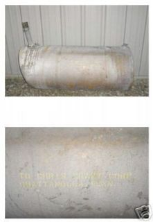 Chris Craft Gas Diesel Fuel Tank Boat Parts 100 Gallon