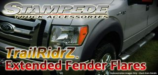 Trail Riderz Fender Flares Extended Coverage Chevy GMC 88 98 C K PU 92