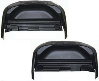 Liner Wheel Well Liners 2011 2012 Chevrolet Silverado 2500HD / 3500HD