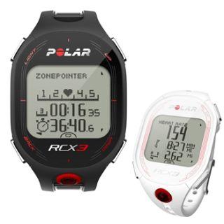 Polar RCX3 Heart Rate Monitor   GPS