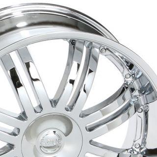 22 Fortune Don Rims Tires Dodge Charger Chrysler 300
