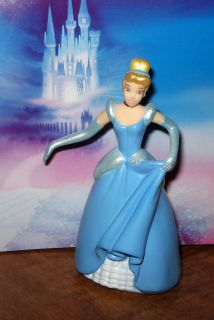 Cinderella Doll Toy Figurine Action Figure Birthday Cake Topper