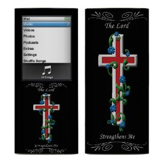 Christian 3 Skin Vinyl Decal Wrap for Apple iPod Nano 4th Gen