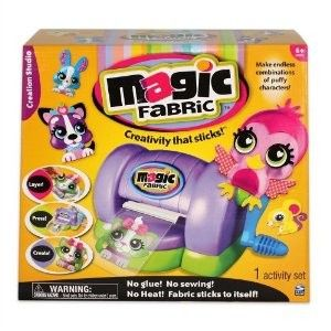 Magic Fabric Creation Studio New Kids Craft Kit