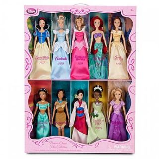 Princess Classic 10 Doll Collection 12 Set Rapunzel