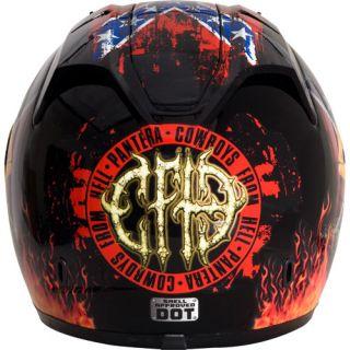 Rockhard Pantera Street Bike Motorcycle Helmet XS XXL