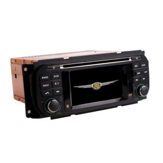 DVD Player GPS Radio System for Chrysler Concorde LHS Pacifica