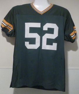 Clay Matthews Autographed Signed Green Bay Packers Green Size XL
