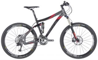 BeOne MOKO 140 Full Suspension Bike 2011