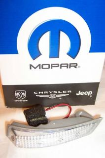 Chrysler Town and Country Mirror Turn Signal Lamp LED