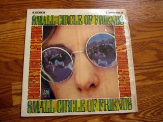 Roger Nichols Small Circle of Friends Pop Psych Pokora