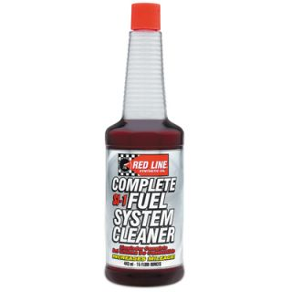 Red Line Oil 60103 SI 1 Fuel System Cleaner Case of 12