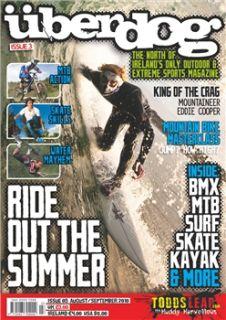 Uberdog Magazine Issue 3