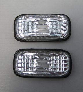 Nissan Pulsar N15 N16 Pathfinder Clear Side Indicators