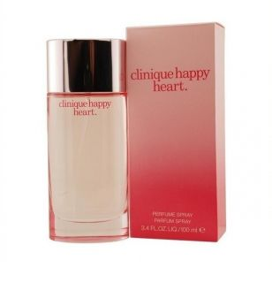 Clinique Happy Heart Women 3 4 oz Perfume Spray