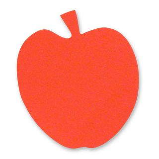 Foamies Apples 24pcs Classroom Decorations Preschool Kids Rooms Art