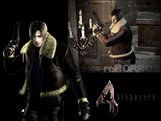 Resident Evil 4 Leon DX Sheva Alomar Albert Wesker Chris Jim Gordon