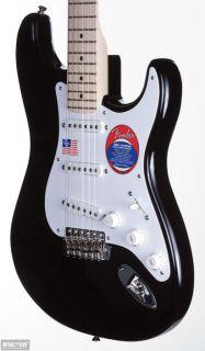FENDER Eric Clapton Stratocaster, Maple Fretboard, Black