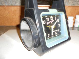 Radio Shack RiseN Shine Combination Alarm Clock Lantern