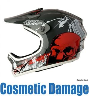 Speed Stuff Attack Helmet