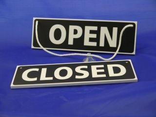 Open Closed Sign Hanging Sign Shop Window Door Sign