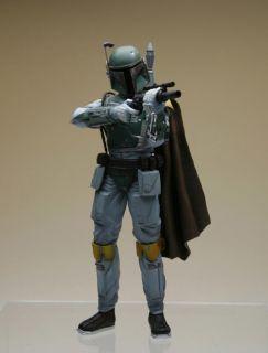 Star Wars Boba Fett Cloud City Version Model Figure