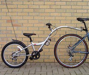 Adventure A6 Trailer Bike 6 Speed