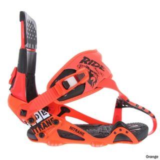 Ride Nitrane Contraband Snowboard Bindings 20