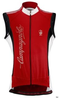 Campagnolo Racing Full Zip Sleeveless Jersey