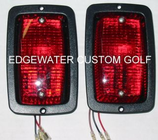 Club Car Yamaha Golf Cart Trailer RV Tail Light 0770