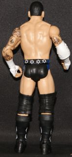 Cm Punk WWE Series 24 Mattel Toy Wrestling Action Figure
