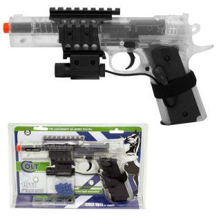 Colt 1911 Clear Spring Airsoft Hand Gun Pistol 185 FPS