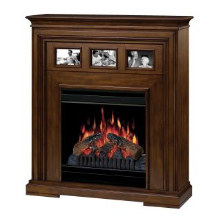 Dimplex Acadian Electric Fireplace in Burnished Walnut DFP20 1060BW