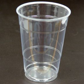Large 16 oz Clear Plastic Cups Party Supplies New