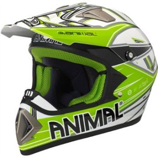 Animal MX Slider GPR1 Moto X Helmet