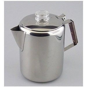Stainless Steel Stove Top Coffee Percolator 2 to 12 Cups
