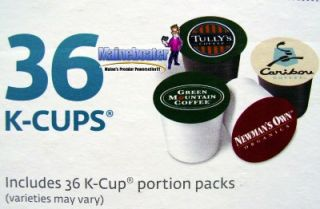 Cup Coffee Maker Reusable Filter 36 K Cups Water Coffee Filter
