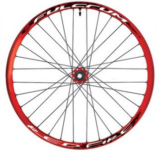 Fulcrum Red Fire Disc Wheels 2010