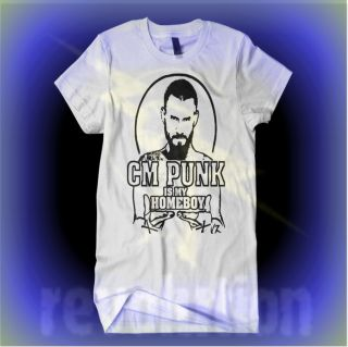 Cm Punk Shirt All Sizes RARE