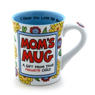 love you mom coffee mug by our name is mud