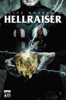 Hellraiser 4 Cover A Clive Barker 1st Printing