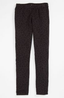 Splendid Leopard Print Leggings (Big Girls)
