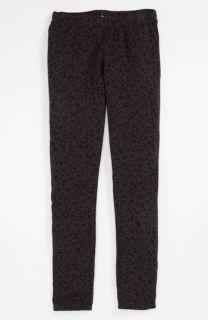 Splendid Leopard Print Leggings (Big Girls)