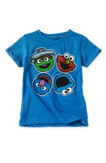 Mini Fine Sesame Street T Shirt (Toddler)