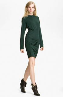 Cut25 Ruched Matte Jersey Dress